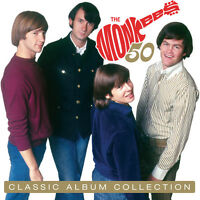 The Monkees - Classic Album Collection [new Cd] Boxed Set on Sale
