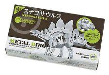 Gakken META DINO Series Stegosaurus Metal Figure Kit Best Buy Gift from Japan