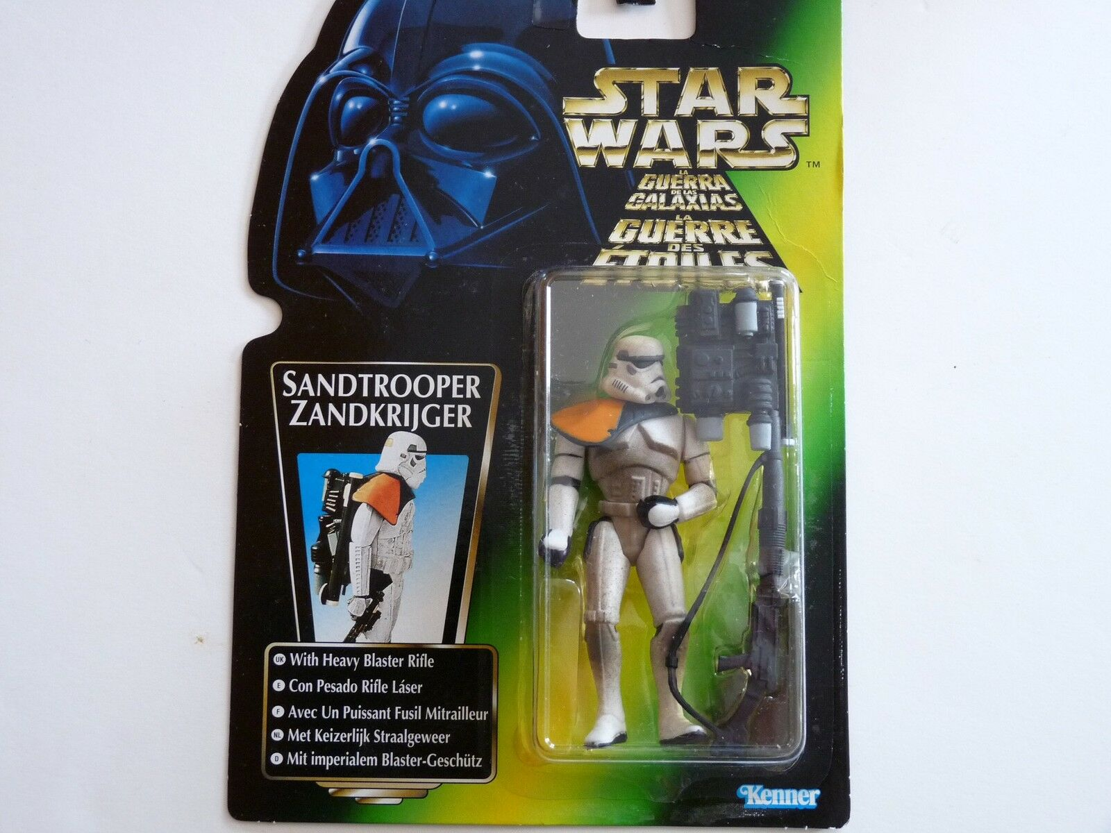 Figurine StarWars : STAR WARS SANDTROOPER POTF KENNER 1996 FIGURINE FIGURE