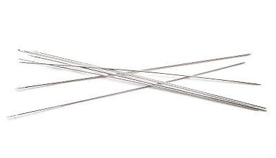 Nadel Einfädler Eisen//Plastik 46mm lang 5//10 Stück SERAJOSY