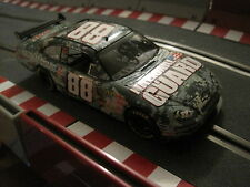scx digital upgradeable Nascar Dale Earnhardt Jr National guard chevy impala