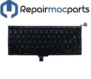 Clavier-MacBook-Pro-Unibody-13-034-A1278-AZERTY-FR