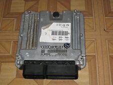 2012 AUDI A6 S6 ENGINE CONTROL MODULE, ECU, PART# 4G0907115B, 8K2907115L, OEM