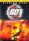 Gone in 60 Seconds Director S Cut 0786936265163 DVD Region 1