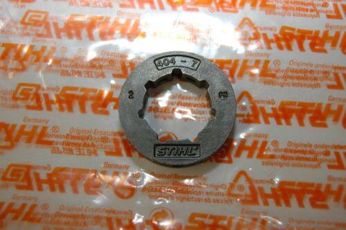 "0000 1207 Stihl 1x Ritzel Ringkettenrad 404/"" 7Z  MS640 MS650 MS660 MS780 MS880"