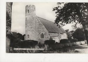 St-Mary-The-Virgin-Blundeston-RP-Postcard-743a