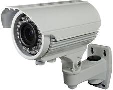 License Plate IP Camera Sony 2.24MP 1080P 5-50mm Lens 200 Feet IR LED Distance