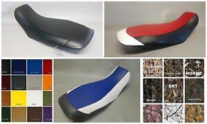 3-tone options Polaris PHOENIX 200 Seat Cover in 25 Colors 2-tone