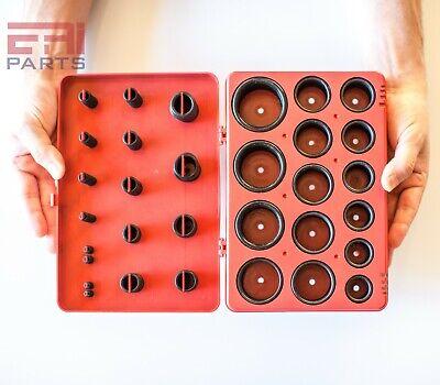 EAI Metric O-Ring Kit Assortment NBR 70A Durometer 30 Sizes, Total 386pcs 5C