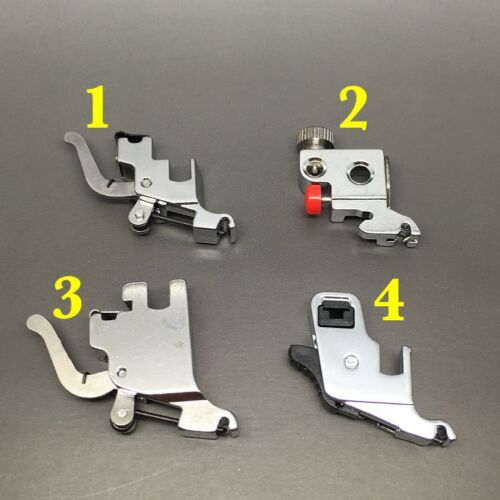 MOST MAKES OF SEWING MACHINES FREE UK POST OVERLOCKING FOOT Fits OVERCASTING