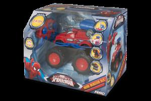 Radio Controlled Spiderman avengers Nikko