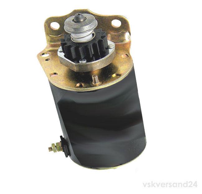 E-Starter per Briggs & Stratton motore 284707 AVVIATORE Elektrostarter