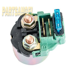 starter solenoid relay kawasaki vn1500 vulcan 88 1500 ebay. Black Bedroom Furniture Sets. Home Design Ideas
