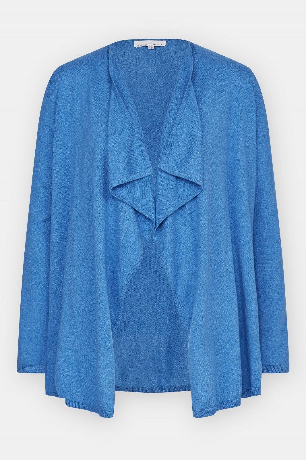 Seasalt Size 12 Oyster Cardigan in Whirl BNWT , FREE UK POSTAGE .