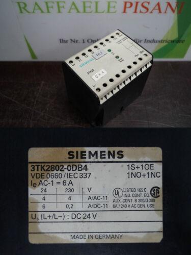 SIEMENS 3TK2802-0DB4