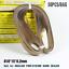 810*15*0.2mm HUALIAN FRM-810 continous Band sealer straps.teflon belt 50pc