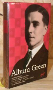 La Pléiade : Album Julien Green - 1998 - Très Bon état - Jean-eric Green