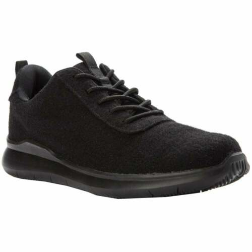 Propet Vance  Casual   Shoes Black Mens