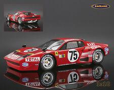 Ferrari 365 gt4/bb N.A.R.T. le mans 1977 5000cc migault/guitteny Tecnomodel 1:18