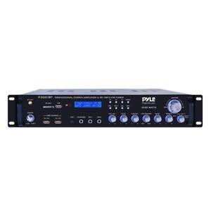 Pyle-P3001BT-Bluetooth-3000-Watts-Hybrid-Pre-Amplifier-w-USB-SD-AUX-AM-FM-Radio