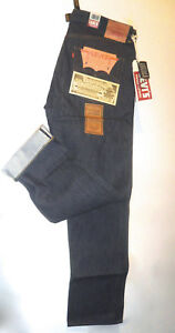 LEVIS-501-VINTAGE-CLOTHING-LVC-1966-CONE-MILLS-SELVEDGE-USA-MADE-JEANS-FROM-1999