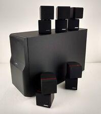 Bose Acoustimass 10 Home Theater Speaker System Original Series 1996