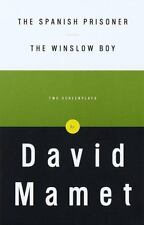 The Spanish Prisoner and The Winslow Boy: Two Screenplays, David Mamet, Good Boo