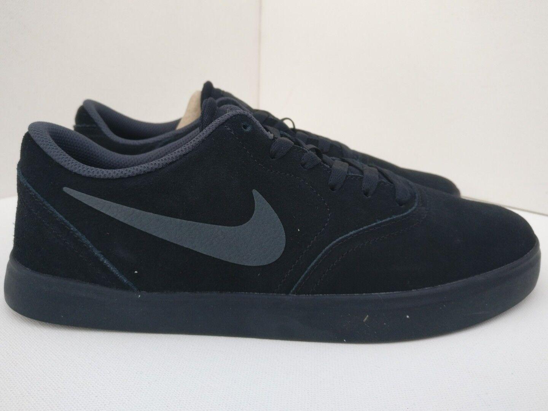 Hommes / femmes Nike SB Check Black Black Black Anthracite 705265005 Résistant à l'usure Le commerce de gros RecomFemmedé aujourd'hui | Une Forte Résistance à La Chaleur Et Résistant à L'usure  819634