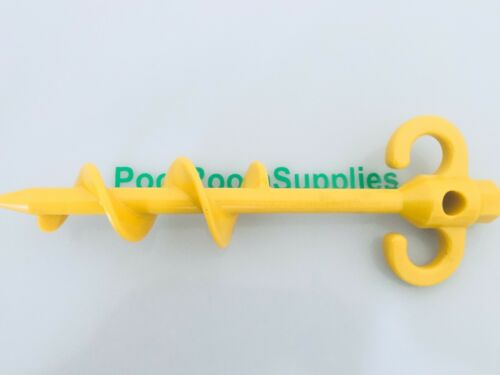 Supa Peg SAND Screw Tent Pegs Heavy Duty 500mm Camping Price is each