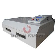 Infrared IC Heater Reflow Solder Oven Machine T-962C 2500 W 400 x 600 mm
