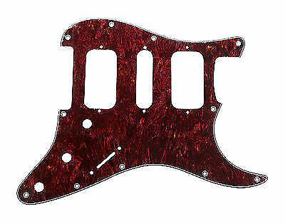 Tortoise 920D Strat 3 Ply HSH Pickguard Fender Stratocaster CNC Cut
