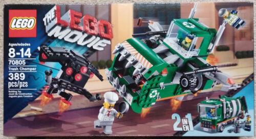 1 LEGO The LEGO Movie Set #70805 - Trash Chomper Garbage Truck - New