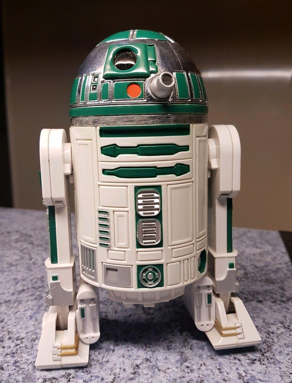 1999  Star Wars 6 inch R2A6 unit 1 6  12 inch  figure