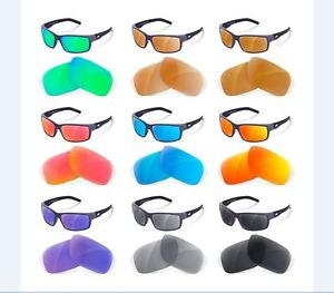 Polarized Replacement Lenses for Arnette slide 4007 ruby red  color