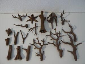 Playmobil Baum Bäume Ast Floß Felsen Western Piraten 3870 3861 4291