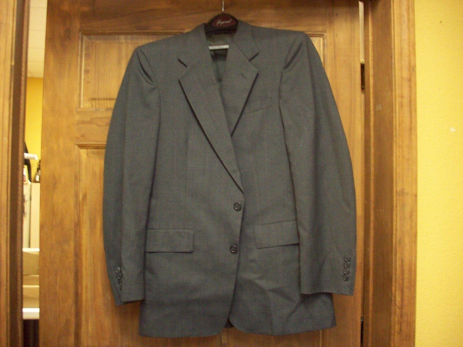 AUSTIN REED Suit  Herren Größe '19' W grau Vintage  2 Piece Wool SUIT.