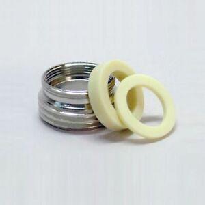 Details about Kitchen Faucet Adapter - Garden Hose Adapter - Female Faucet  To Male Garden Hose
