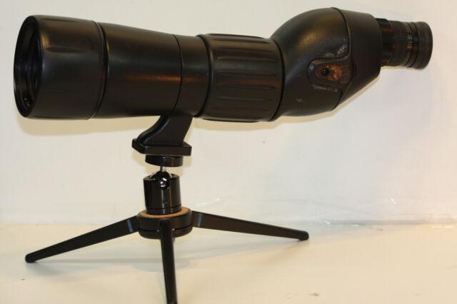 NIKON ....  black opps.....  zoom   20-45  x 60......  spotting scope