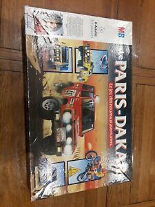 Le-Paris-Dakar-jeu-de-societe-vintage-MB-Jeux-1985-complet