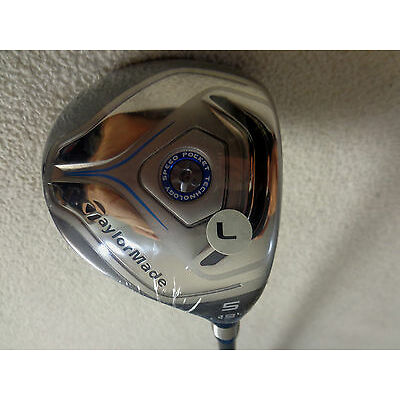 TaylorMade Jetspeed 5/19* Wood w/Matrix Velox T49 Ladies Graphite Shaft