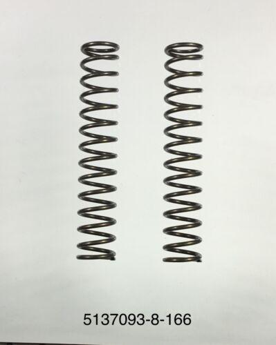 Länge 98mm 2 x Druckfeder Außen Ø18mm DrahtØ 2mm
