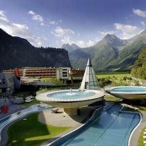 3 Tage Thermen & Berge Deluxe Reise AQUA DOME 4*sup Wellness Urlaub Ötztal Tirol