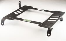 Planted Seat Bracket Driver Left For Acura Cl 1997 1999 Black