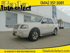 2006 Ford Expedition 4dr Limited 4WD