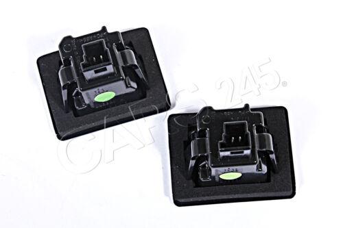 Genuine License Plate Lights PAIR MERCEDES GLK-Class X204 2012-2015 Facelift