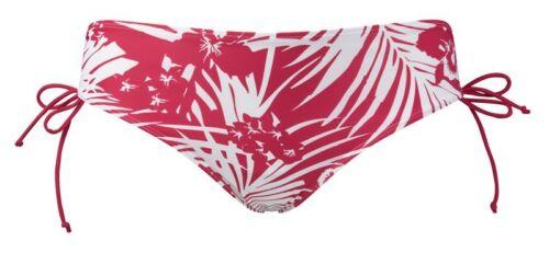 Ivory Panache SW0658 Swimwear Claudette Bikini Draw Side Pant Geranium
