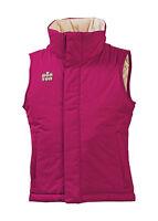 Youth Girls Burton Reversible Vest Ski Snow Snowboard Winter Glam Pink Size L