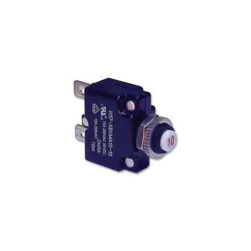 W57-XB1A4A10-10 TE Connectivity//Potter /& Brumfield Circuit Breaker 10 A