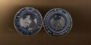 5-Euro-Gedenkmuenze-2016-D-bfr-Blauer-Planet-Erde-ab-5-auktionen-portofrei