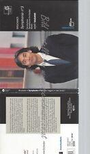 CD--KENT NAGANO UND ANTON BRUCKNER--SYMPHONIE 3 D-MOLL